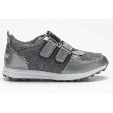 Lelli Kelly LK 7861 Colorissima Grey Interchangeable Trainers Unicorn Style