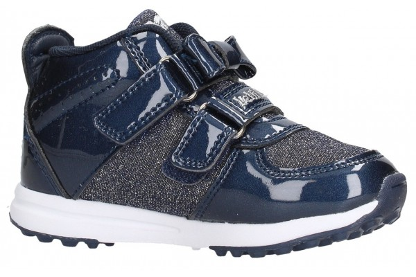 Lelli Kelly LK 7863 Colorissima Blue Interchangeable Trainers Unicorn Style