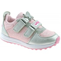 Lelli Kelly LK 7865 Colorissima Rosa Silver Interchangeable Trainers