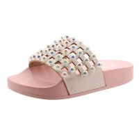 Lelli Kelly LK 9915 Vittoria Slider Sandals Rosa