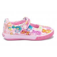 LELLI KELLY LK 5052 KITTEN DOLLY SHOES PINK