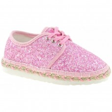 LELLI KELLY LK 4608 IBIZA ESPADRILLES PUMPS ROSE
