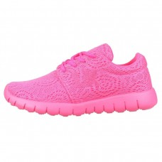 LELLI KELLY LK 4800 ALICE FUXIA TRAINERS SNEAKERS