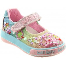 LELLI KELLY LK 5018 RAINBOW TILLIE BABY DOLLY SHOES