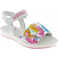 LELLI KELLY LK 5404 WHITE MERMAID SANDALS