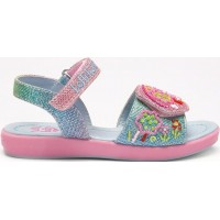 LELLI KELLY LK 5412 RAINBOW TILLIE SANDALS MULTI