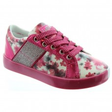Lelli Kelly LK 6176 Summer Fuchsia Trainers