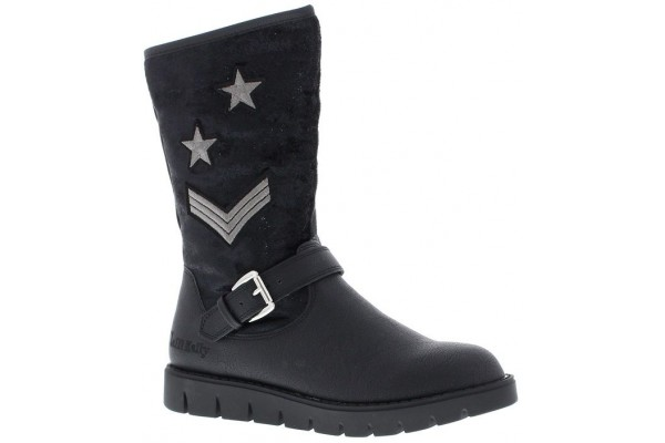 LELLI KELLY LK 7458 SARA Boot Black With Gift