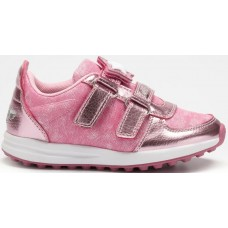 Lelli Kelly LK 7864 Colourissima Interchangeable Straps Trainers Rosa