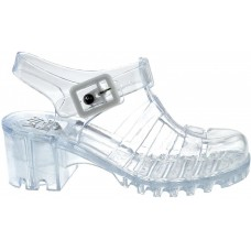 Lelli Kelly lk 7976 Transparent White Jelly Sandals