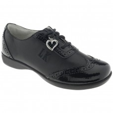 Lelli Kelly Kimberly LK 8281 School Shoes Patent And Leather