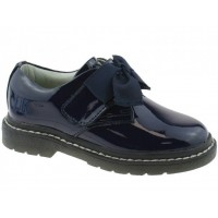 Lelli Kelly Teens LK 8284 Irene Navy Patent School Shoes