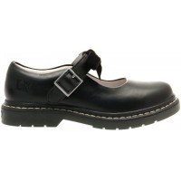 Lelli Kelly School Shoe lk 8286 Frankie Black Leather