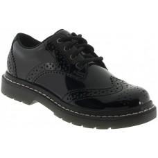 Lelli Kelly LK 8289 Brogue Patent Leather School Shoes