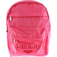 LELLI KELLY LK 8296 SCHOOL BAG BACKPACK PINK