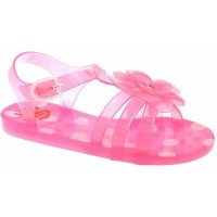 Lelli Kelly lk 9942 Strawberry Transparent Jelly Sandals