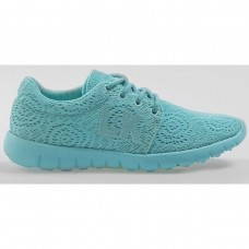 LELLI KELLY LK 4800 ALICE BLUE TRAINERS SNEAKERS