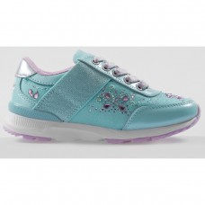 Lelli Kelly LK 6444 California Light Up Trainers Aqua