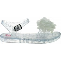 Lelli Kelly lk 9944 Transparent White Jelly Sandals