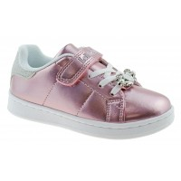 Lelli Kelly LK 1812 Sarah Rosa Metallic Trainers